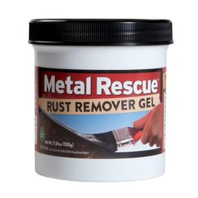 Metal Rescue Rust Remover Getl